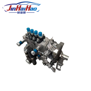 4Q379SY Diesel Fuel Injection Pump BH4Q80R8 For Yunnei Engine