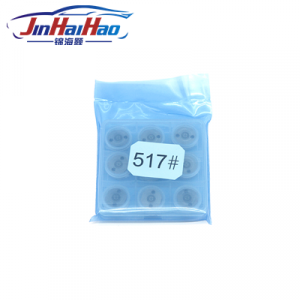 Common Rail Injector Control Valve Plate 517# For Injector 095000-1550